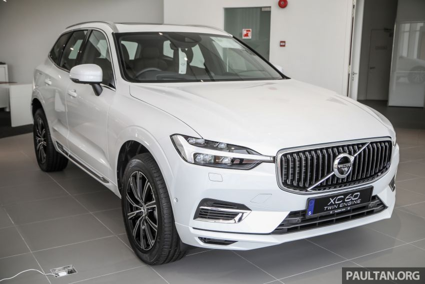 2021 Volvo XC60 in Malaysia – Recharge T8 branding for PHEV, T5 now with Pilot Assist, RM278k to RM325k Image #1287525
