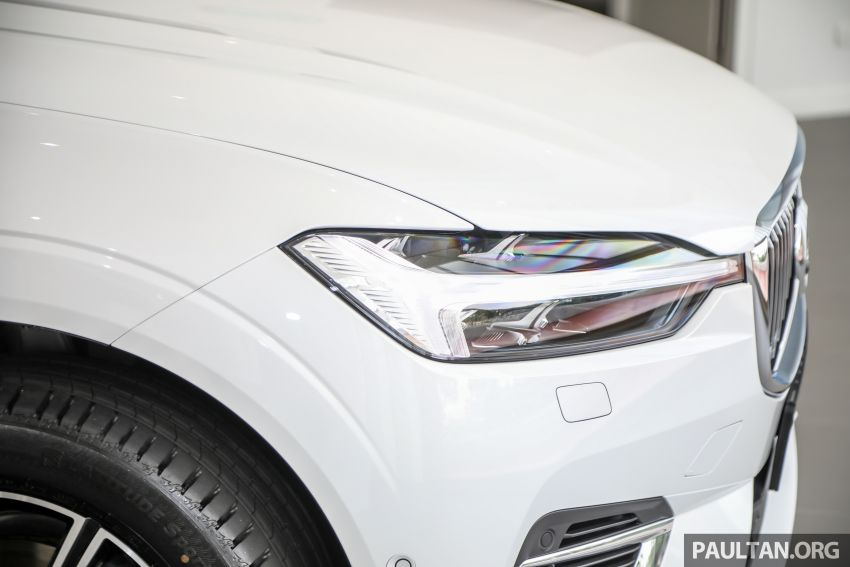 2021 Volvo XC60 in Malaysia – Recharge T8 branding for PHEV, T5 now with Pilot Assist, RM278k to RM325k Image #1287535