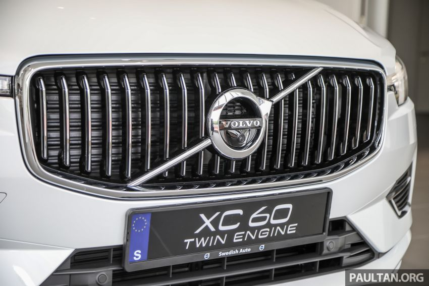 2021 Volvo XC60 in Malaysia – Recharge T8 branding for PHEV, T5 now with Pilot Assist, RM278k to RM325k Image #1287537
