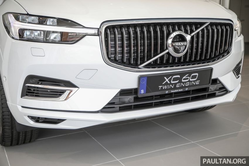 2021 Volvo XC60 in Malaysia – Recharge T8 branding for PHEV, T5 now with Pilot Assist, RM278k to RM325k Image #1287539