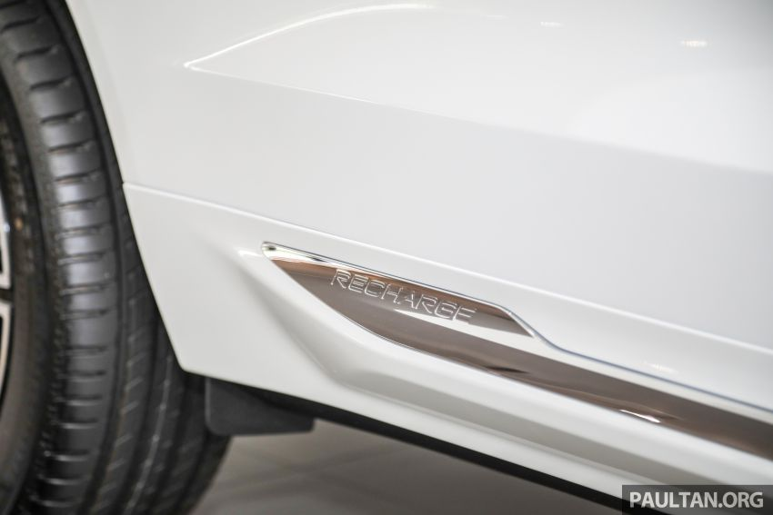 2021 Volvo XC60 in Malaysia – Recharge T8 branding for PHEV, T5 now with Pilot Assist, RM278k to RM325k Image #1287545