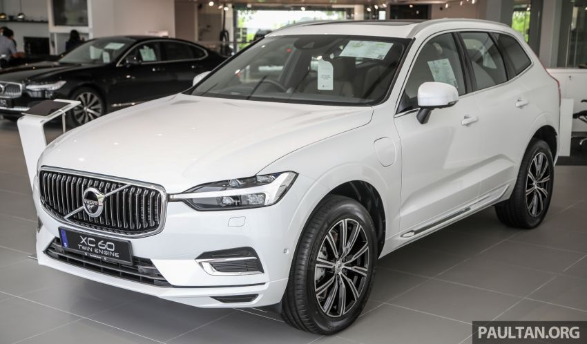 2021 Volvo XC60 in Malaysia – Recharge T8 branding for PHEV, T5 now with Pilot Assist, RM278k to RM325k Image #1287526