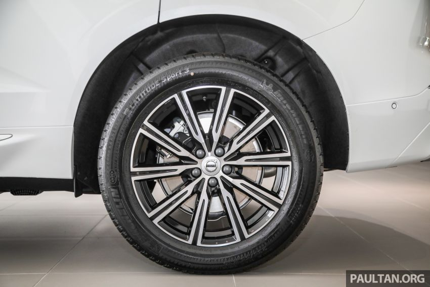 2021 Volvo XC60 in Malaysia – Recharge T8 branding for PHEV, T5 now with Pilot Assist, RM278k to RM325k Image #1287548