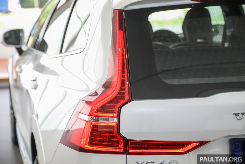 2021 Volvo XC60 in Malaysia – Recharge T8 branding for PHEV, T5 now with Pilot Assist, RM278k to RM325k Image #1287550