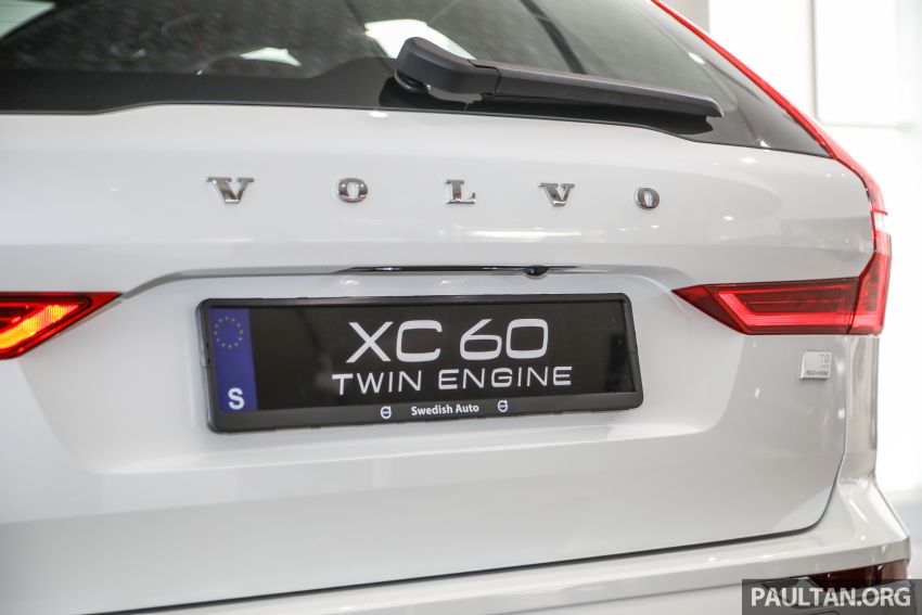 2021 Volvo XC60 in Malaysia – Recharge T8 branding for PHEV, T5 now with Pilot Assist, RM278k to RM325k Image #1287553