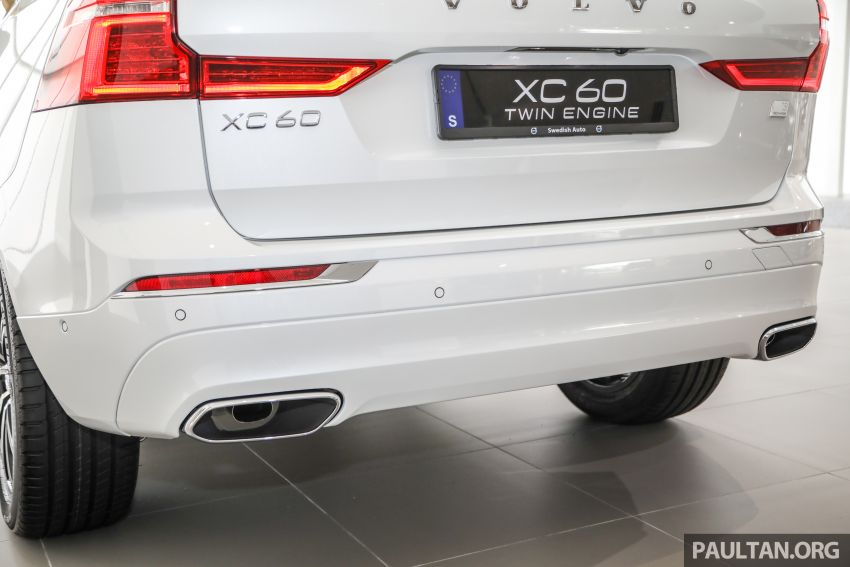 2021 Volvo XC60 in Malaysia – Recharge T8 branding for PHEV, T5 now with Pilot Assist, RM278k to RM325k Image #1287554