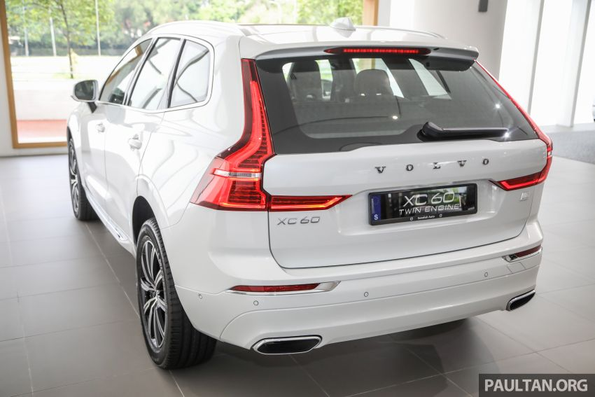 2021 Volvo XC60 in Malaysia – Recharge T8 branding for PHEV, T5 now with Pilot Assist, RM278k to RM325k Image #1287527