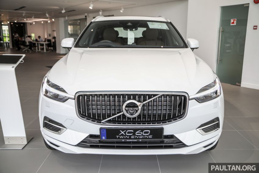 2021 Volvo XC60 in Malaysia – Recharge T8 branding for PHEV, T5 now with Pilot Assist, RM278k to RM325k Image #1287529