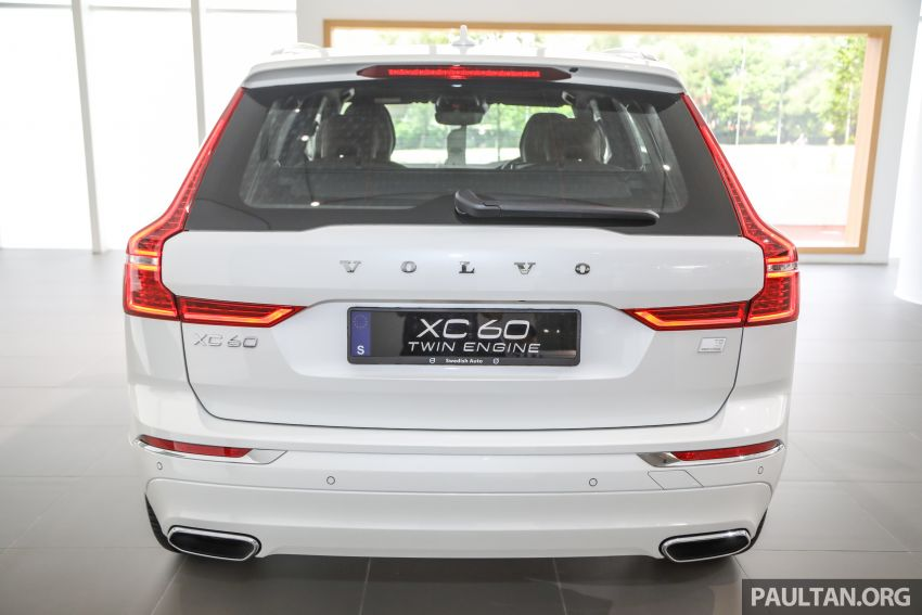 2021 Volvo XC60 in Malaysia – Recharge T8 branding for PHEV, T5 now with Pilot Assist, RM278k to RM325k Image #1287530