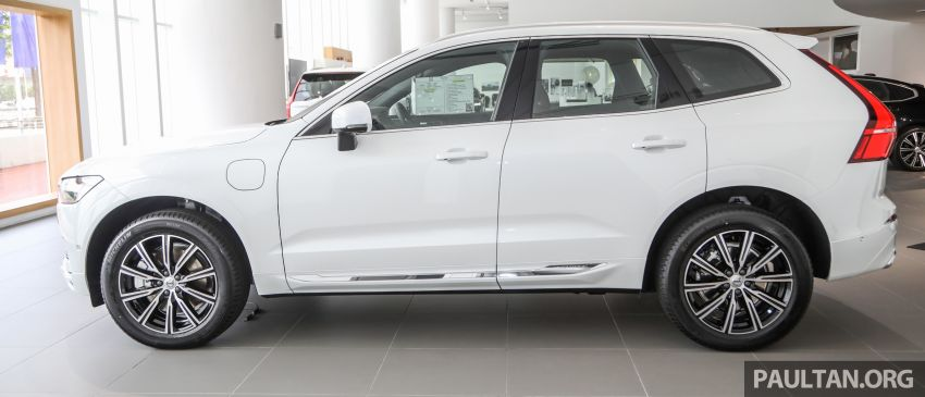 2021 Volvo XC60 in Malaysia – Recharge T8 branding for PHEV, T5 now with Pilot Assist, RM278k to RM325k Image #1287532