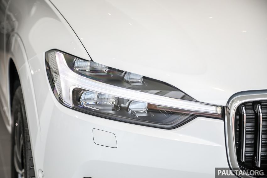 2021 Volvo XC60 in Malaysia – Recharge T8 branding for PHEV, T5 now with Pilot Assist, RM278k to RM325k Image #1287534