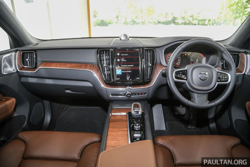 2021 Volvo XC60 in Malaysia – Recharge T8 branding for PHEV, T5 now with Pilot Assist, RM278k to RM325k Image #1287559