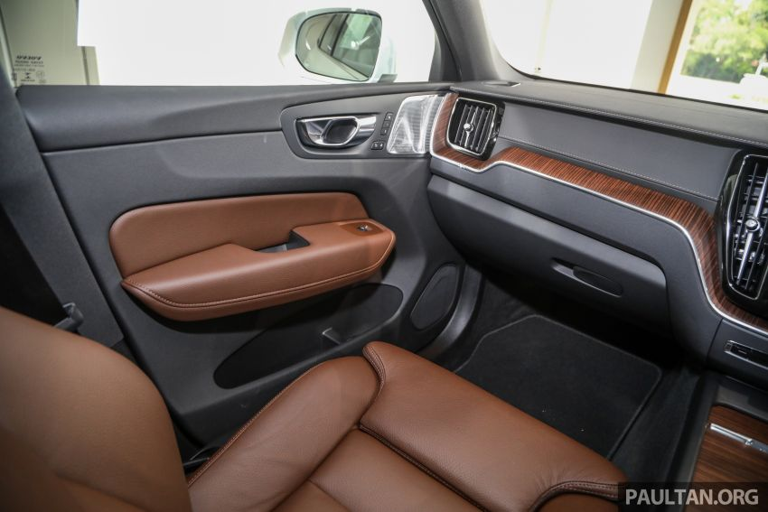 2021 Volvo XC60 in Malaysia – Recharge T8 branding for PHEV, T5 now with Pilot Assist, RM278k to RM325k Image #1287579