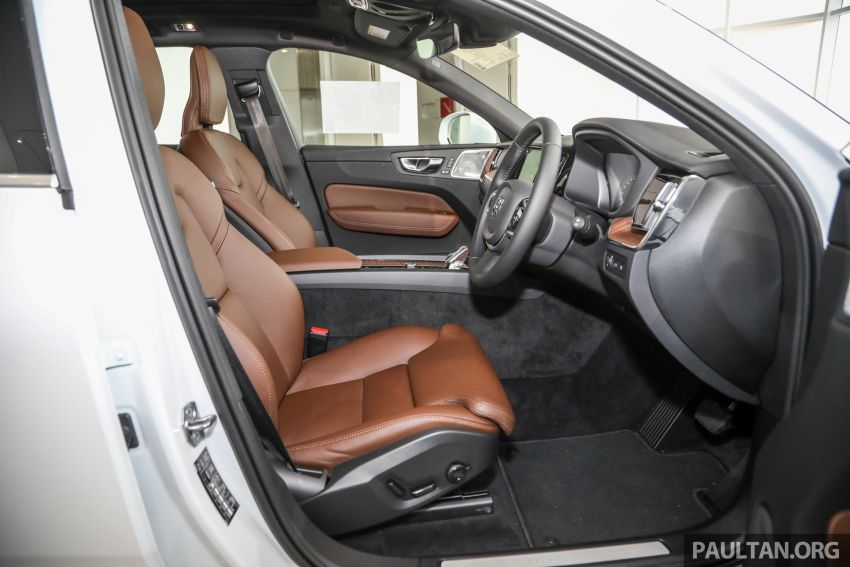 2021 Volvo XC60 in Malaysia – Recharge T8 branding for PHEV, T5 now with Pilot Assist, RM278k to RM325k Image #1287584