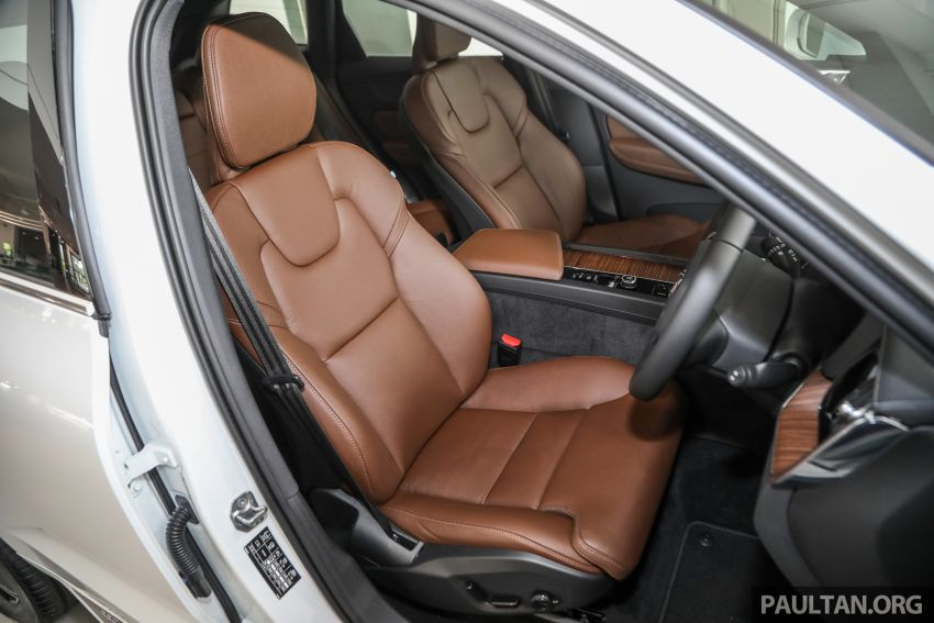 2021 Volvo XC60 in Malaysia – Recharge T8 branding for PHEV, T5 now with Pilot Assist, RM278k to RM325k Image #1287585