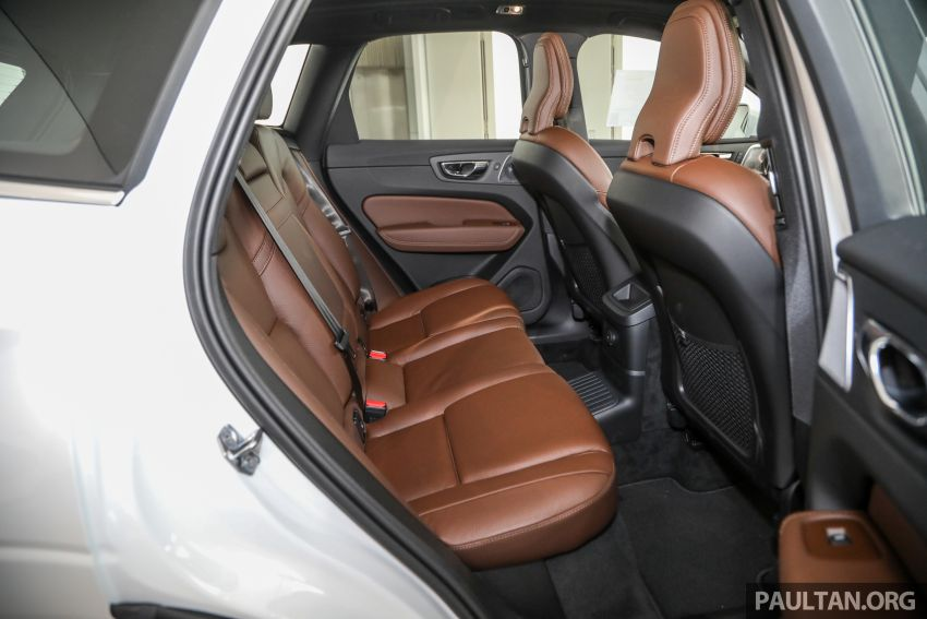 2021 Volvo XC60 in Malaysia – Recharge T8 branding for PHEV, T5 now with Pilot Assist, RM278k to RM325k Image #1287591