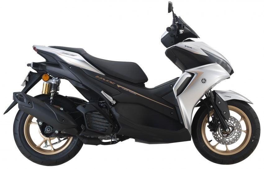 Yamaha NVX 2021 tiba di Malaysia – Y-Connect diberi terus, enjin 155 cc VVA 15.4 PS, harga dari RM8,998 Image #1288634