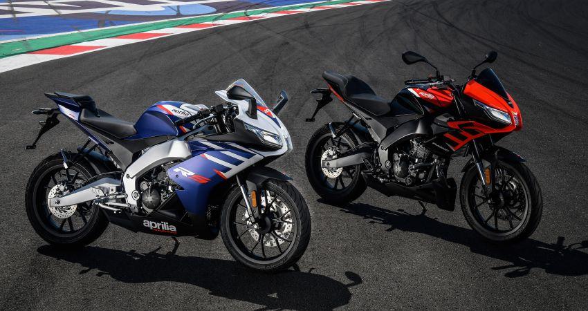 2021 Aprilia RS125 and Tuono 125 released in Europe Image #1290789