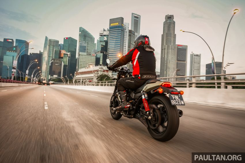 Singapore wants old motorcycles off the road by 2028 Image #1294775