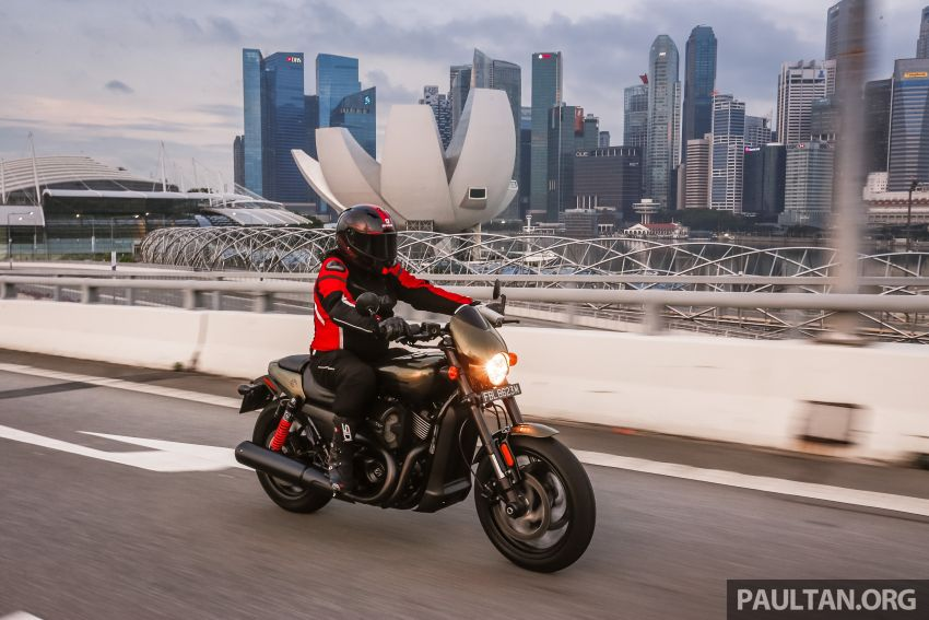 Singapore wants old motorcycles off the road by 2028 Image #1294776