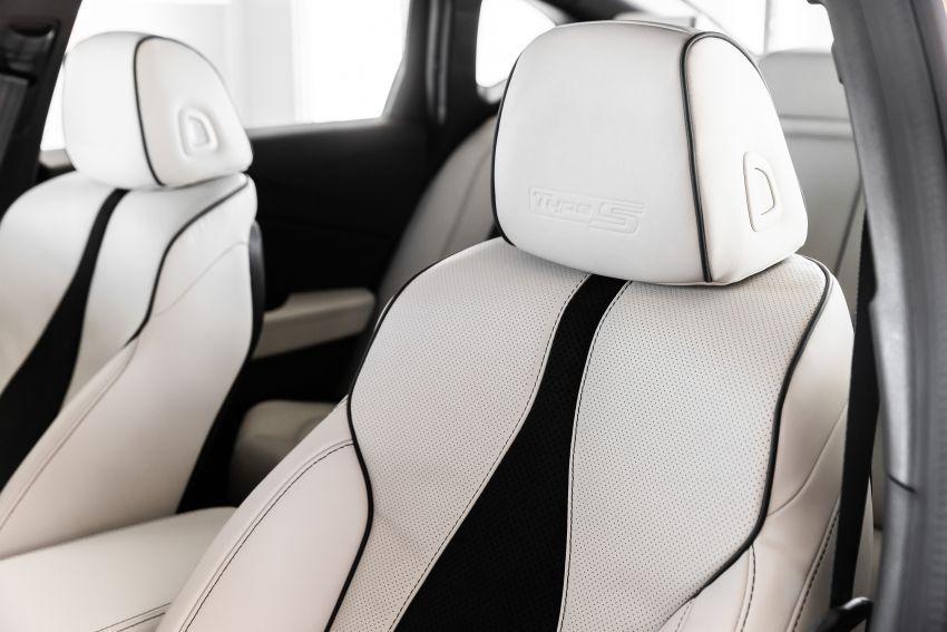 Acura TLX Type S 2021 untuk AS — 355 hp V6 dengan AWD; 0-96 km/j dalam lima saat, harga dari RM216k Image #1297866