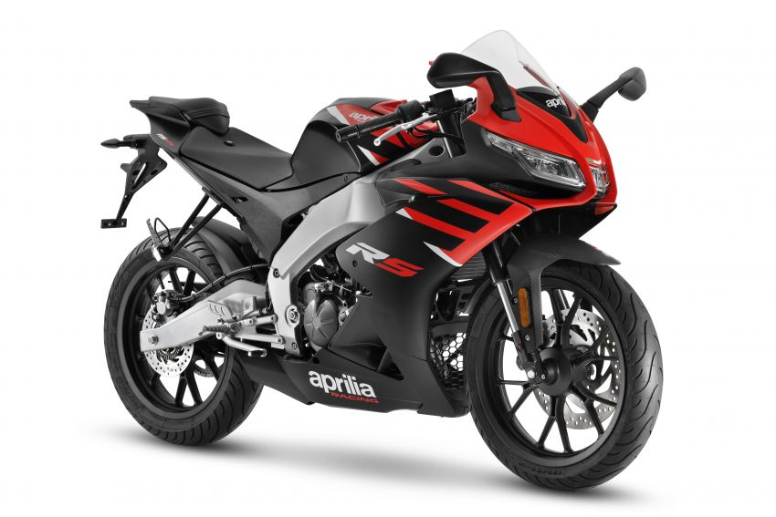 2021 Aprilia RS125 and Tuono 125 released in Europe Image #1290762