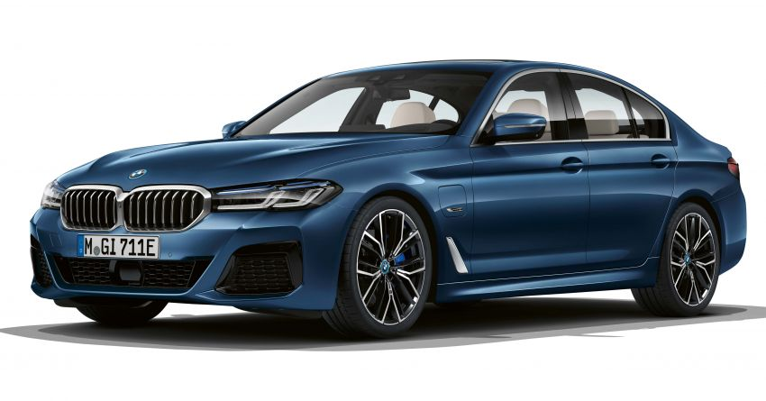 2021 BMW 5 Series, 6 Series GT updated – four-zone climate control with nano filter, M multifunction seats Image #1299143