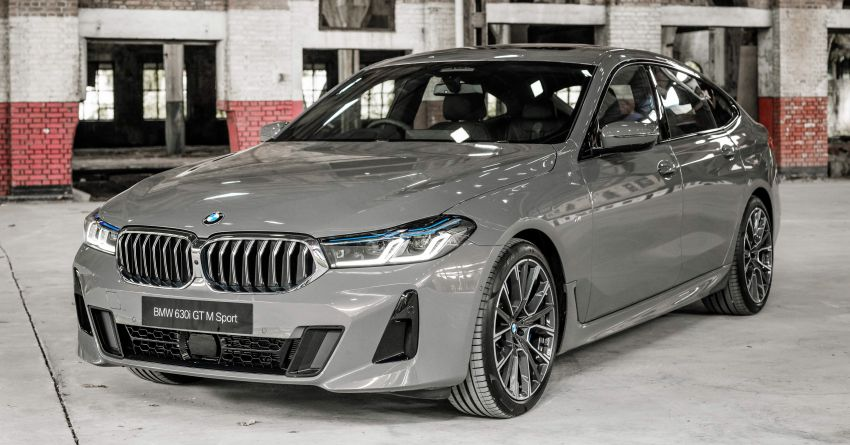 2021 BMW 6 Series Gran Turismo facelift launched in M'sia – G32 LCI remains CKD; 630i GT from RM401k Image #1299596