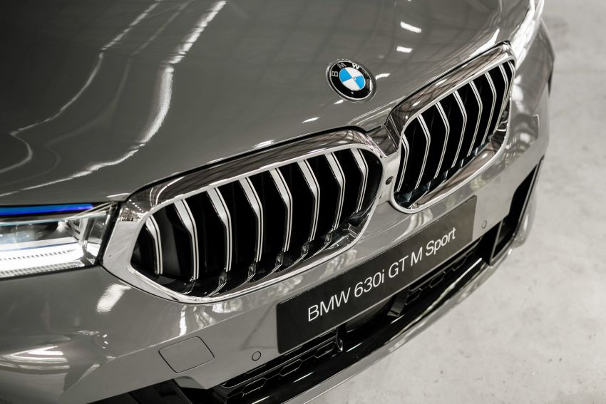 2021 BMW 6 Series Gran Turismo facelift launched in M'sia – G32 LCI remains CKD; 630i GT from RM401k Image #1299609