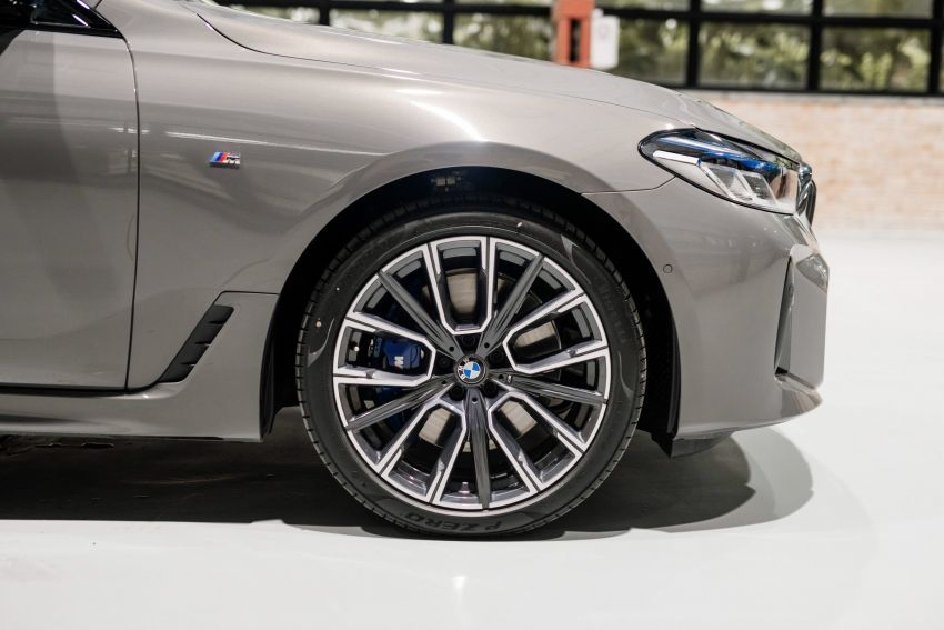 2021 BMW 6 Series Gran Turismo facelift launched in M'sia – G32 LCI remains CKD; 630i GT from RM401k Image #1299613