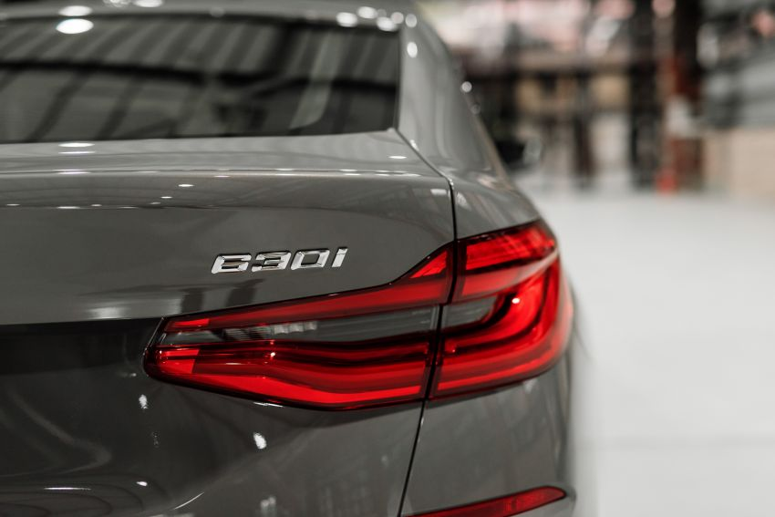 2021 BMW 6 Series Gran Turismo facelift launched in M'sia – G32 LCI remains CKD; 630i GT from RM401k Image #1299621