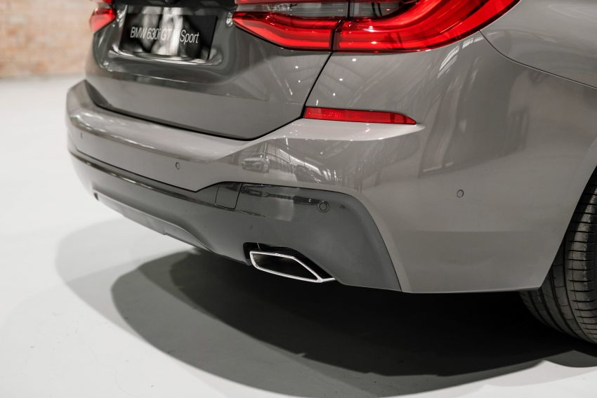 2021 BMW 6 Series Gran Turismo facelift launched in M'sia – G32 LCI remains CKD; 630i GT from RM401k Image #1299622
