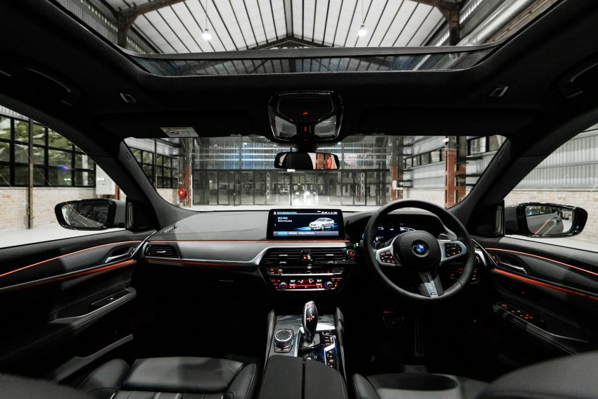 2021 BMW 6 Series Gran Turismo facelift launched in M'sia – G32 LCI remains CKD; 630i GT from RM401k Image #1299624