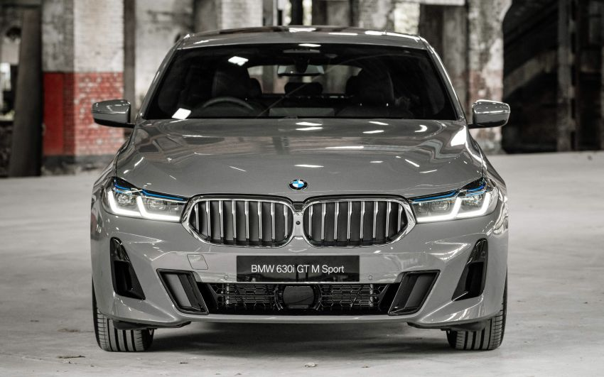 2021 BMW 6 Series Gran Turismo facelift launched in M'sia – G32 LCI remains CKD; 630i GT from RM401k Image #1299597