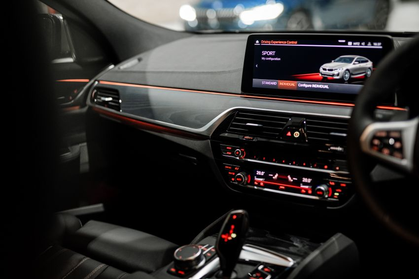 2021 BMW 6 Series Gran Turismo facelift launched in M'sia – G32 LCI remains CKD; 630i GT from RM401k Image #1299627