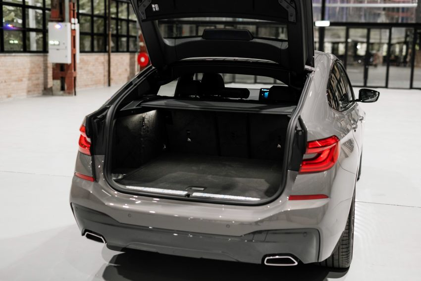 2021 BMW 6 Series Gran Turismo facelift launched in M'sia – G32 LCI remains CKD; 630i GT from RM401k Image #1299635