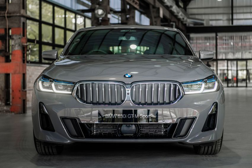 2021 BMW 6 Series Gran Turismo facelift launched in Malaysia – G32 LCI still CKD; 630i GT from RM401k Image #1299598
