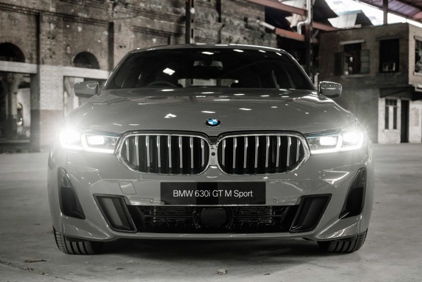 2021 BMW 6 Series Gran Turismo facelift launched in M'sia – G32 LCI remains CKD; 630i GT from RM401k Image #1299600