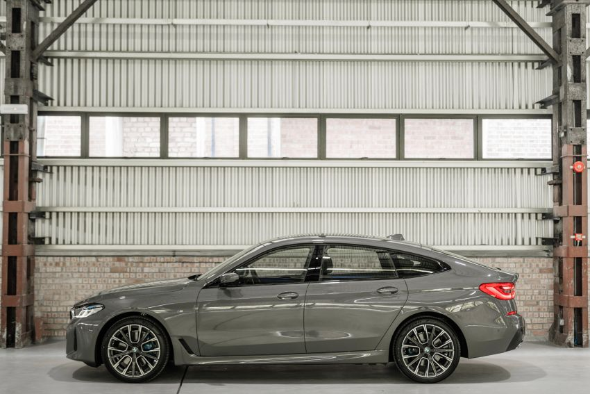 2021 BMW 6 Series Gran Turismo facelift launched in M'sia – G32 LCI remains CKD; 630i GT from RM401k Image #1299603