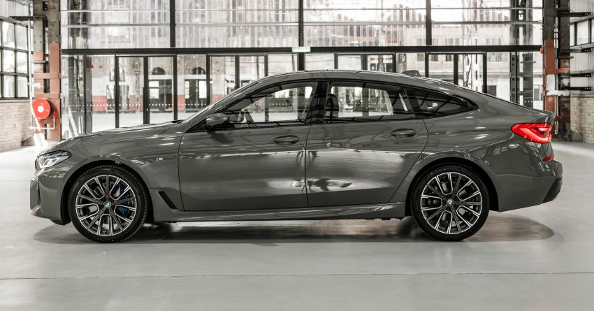 2021 BMW 6 Series Gran Turismo facelift launched in M'sia – G32 LCI remains CKD; 630i GT from RM401k Image #1299605