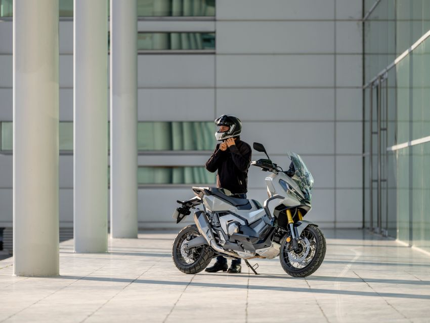 2021 Honda X-ADV – updated, in Malaysia, RM67.8k Image #1289884