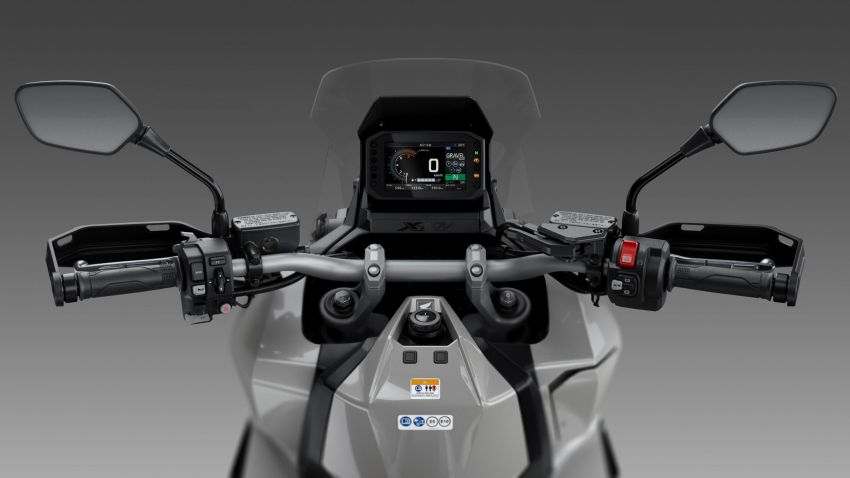 2021 Honda X-ADV – updated, in Malaysia, RM67.8k Image #1289909