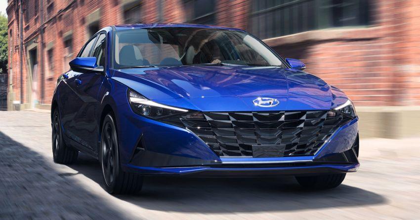 2021 Hyundai Elantra 1.6 Executive in M'sia – RM140k Image #1289947