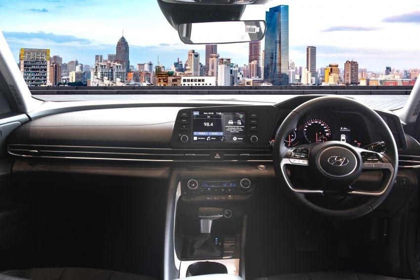 2021 Hyundai Elantra 1.6 Executive in M'sia – RM140k Image #1290003