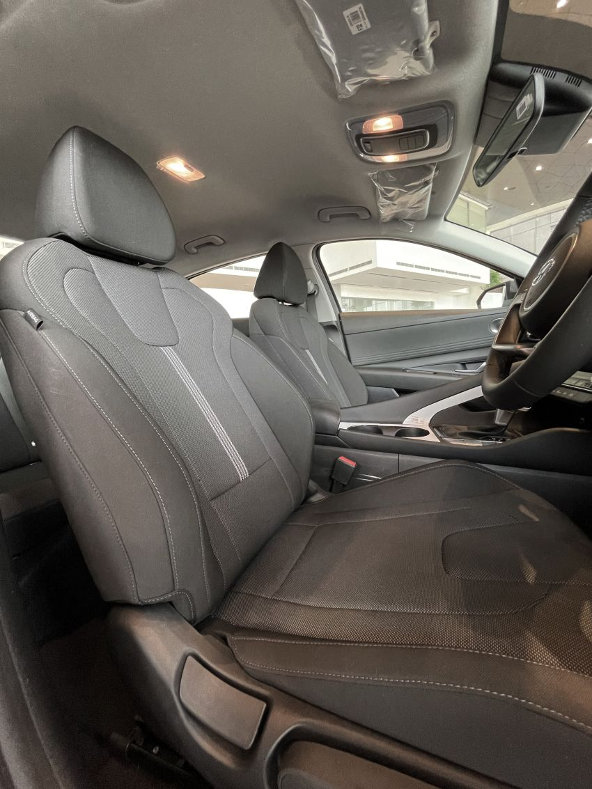 2021 Hyundai Elantra 1.6 Executive in M'sia – RM140k Image #1290007