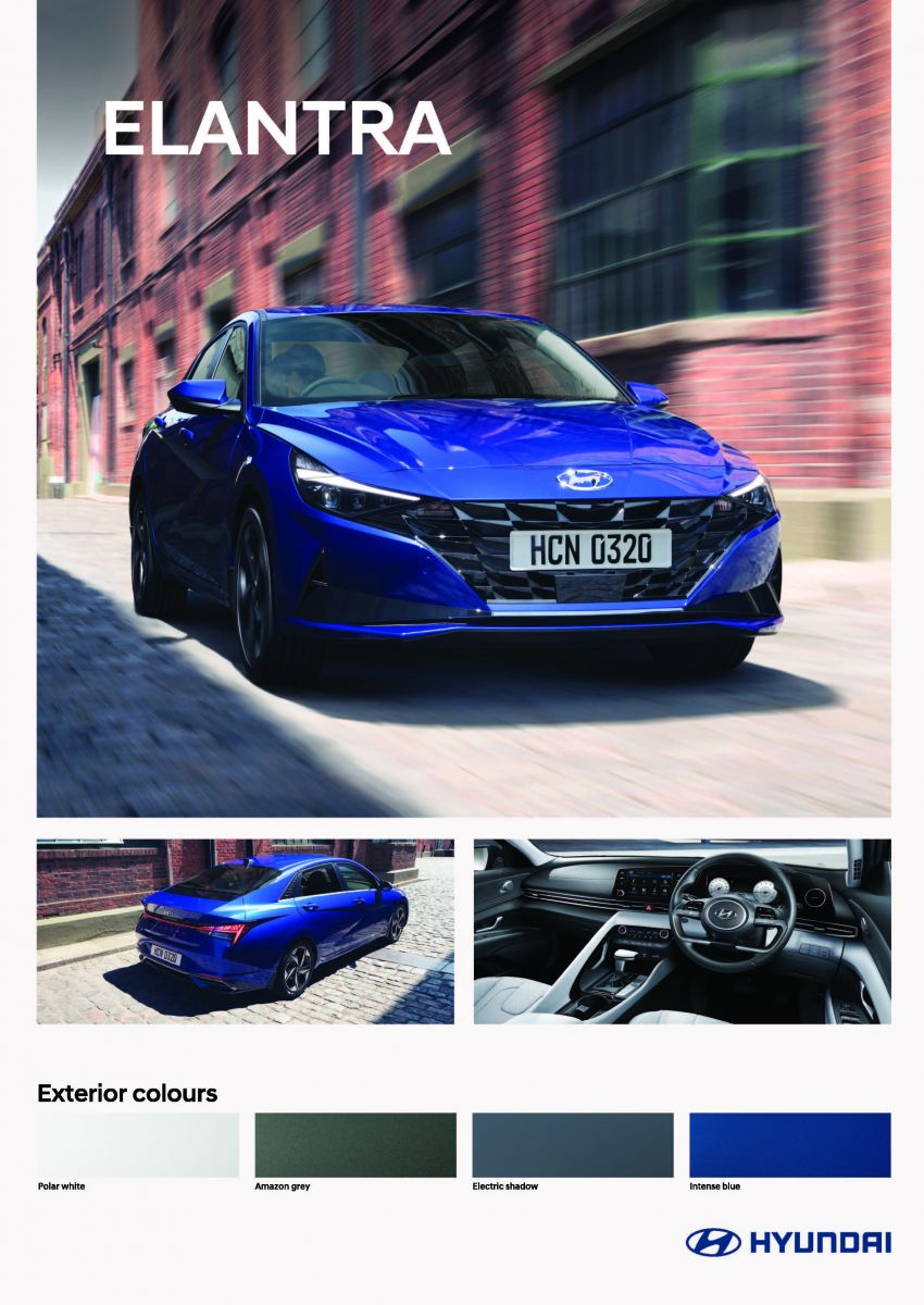 GALLERY: New Hyundai Elantra 1.6 Executive, RM140k Image #1290476