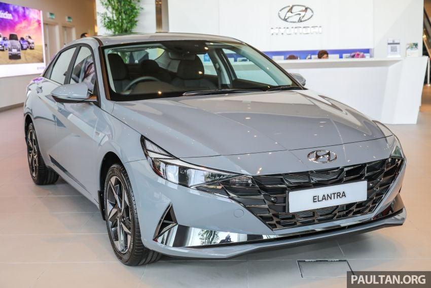 GALLERY: New Hyundai Elantra 1.6 Executive, RM140k Image #1290261