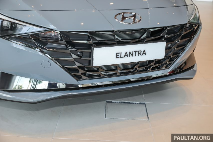 GALLERY: New Hyundai Elantra 1.6 Executive, RM140k Image #1290270