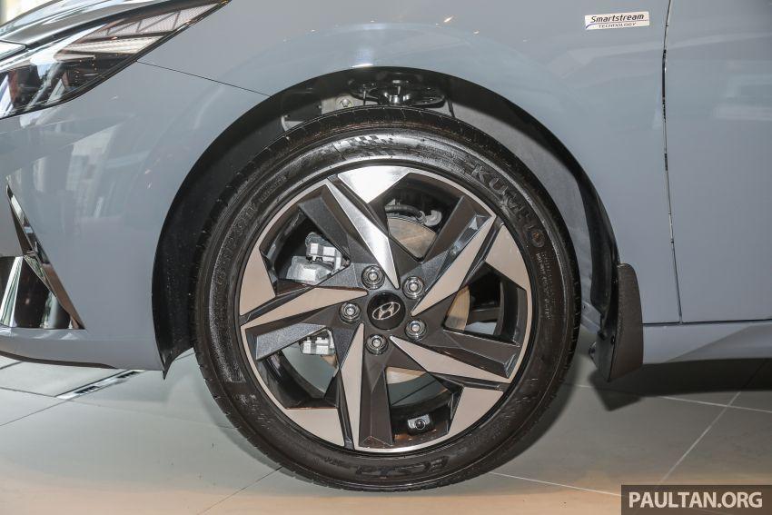 GALLERY: New Hyundai Elantra 1.6 Executive, RM140k Image #1290276