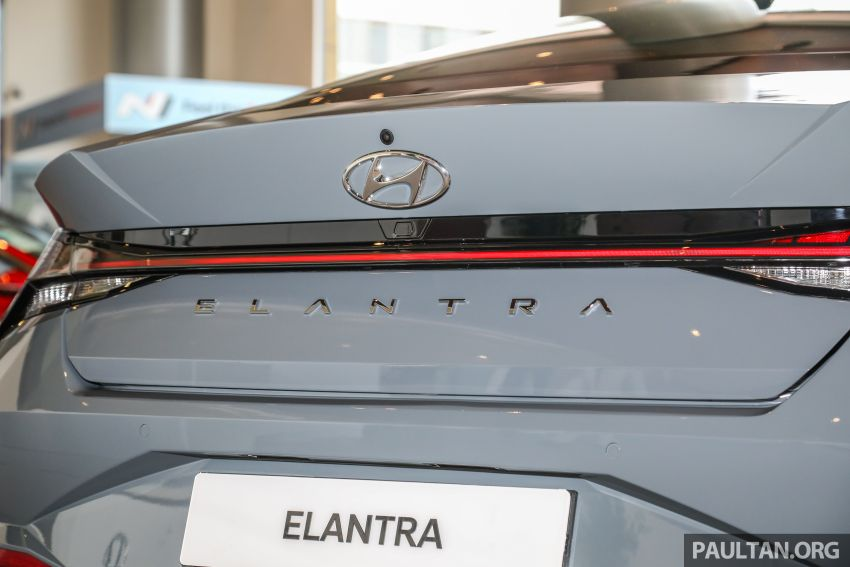 GALLERY: New Hyundai Elantra 1.6 Executive, RM140k Image #1290281